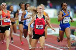 Lindsay Lettow-Olympic Trials © Michael Scott