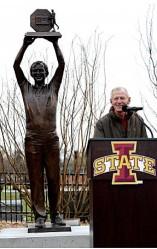 Bill BerganCourtesy Iowa State Daily
