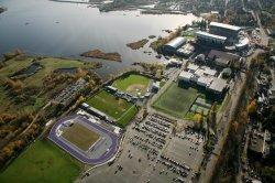 The University of Washington Athletic Complex©Washington Athletics